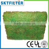 2014 Green UL approved featured aquarium sponge filter filter cleaning sponges sponge filter sheet