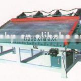 Wood door frame assembly machine