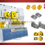Made in China Q35Y Hydraulic ironworker,Hydraulic combined punching and shearing machine