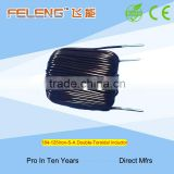 184-125 iron silicon aluminum Double-Toroidal Inductor