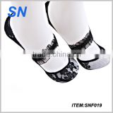 new design SN factory custom spring funky girls ankle sock