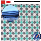 shaoxing cheapest PRINT FABRIC with two side TTR brushed fabric / fancy winter coat fabric polyester rayon spandex manufacturer