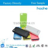 external backup battery charger case for iphone 5