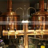 Medium beer brewery machine and brewpub equipment,Stainless steel jacketed beer fermentation vessel