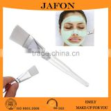 Studio Cosmetic Tools Face Mask Brush With Clear Plastic Handle