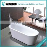 SUNZOOM fiber glass tub,oval hot tub spa,wholesale plastic tub