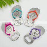 New Style Sandal Flip-flop Slipper Beer Bottle Cap Opener Wedding Favors Gift Slipper beer Opener
