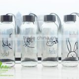 wholesale OEM private lable BPA Free Tritan Water Bottle glass bottle cheap water bottles
