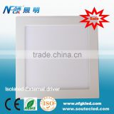 Isolated external driver surface led panel light wholesale led panel light factory surface mounted flat panel light