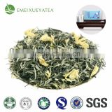 Dried tea leaves tin box tea production drink fat burner slimming flower tea