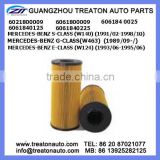 OIL FILTER 6021800009 6061800009 6061840025 6061840125 6061840225 FOR BENZ S-CLASS(W140)91-98 G-CLASS(W463)89- E-CLASS(W124)93-9