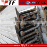 Hot Rolled Universal Beam ss400 structural mild steel t bar