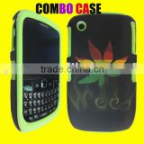COMBO MOBILE PHONE POUCH FOR BLACK BERRY 8520