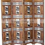screen,wooden furniture,room divider,partition,home decor,home furniture,indian handicraft,solid wood furniture,mango wood