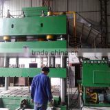 WEILI MACHINERY Top Quality Four Column cylinder hydraulic press brake