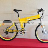 Lion hero aluminum alloy high quality folding electric bike & folding electric bicycle