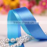 "3/4"" China factory custom colorful printed wholesale satin ribbon"