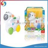 DD0400811 hot selling sheep with music battery-operated toys