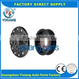 Guangzhou factory direct clutch brake 6PK release 105MM bearing price ac compressor clutch for denso