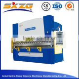 DA41 CNC press brake, sheet metal cutting and bending machine, folding machine