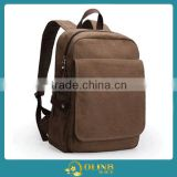 Vintage Canvas Laptop Backpack,School College Rucksack Bag                                                                         Quality Choice