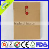 kraft string tie envelopes in high quality