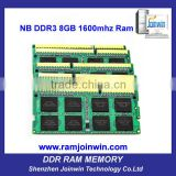 Cheap price clearance stock ram 8gb ddr3 laptop