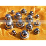 V11-125 Tungsten carbide valve ball and valve seat/Titanium carbide valve ball