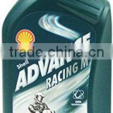 Castor oil for 2 stroke engine Shell Advance Racing M 30 Lubricant 1 liter plastic bottle