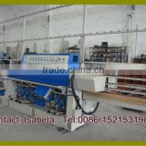 9 wheels Glass Edging Machine/Rectilinear Glass Edging Machine/Vertical straight glass edging machine