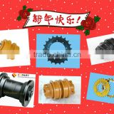 Hitachi excavator undercarriag parts track roller for EX100 EX120 EX150 EX200-1/2/3 EX300-1/3/5 EX400 EX450