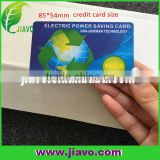 Hot type and high ion level of Electric Power Saving Card