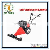 6.5HP Gasoline grass cutter wheel