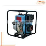 Yanto JJDP60E High pressure Agricultural irrigation diesel water pump with diesel engine water pump