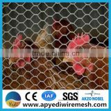 high quality chicken wire mesh fence hexagonal wire netting Fence Fishing, Garden and Children playground