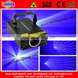 100mW Single Color Blue Stage laser lighting