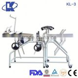 KL-3surgical table for gynaecological surgery Electric Hydraulic Gynecological examination table Dismantled Gynaecological Exam