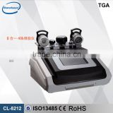 2mhz Portable Ultrasonic + Cavitation + RF Slimming Machine On Sale 500W