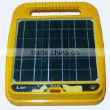Hot selling solar electric fence system energizer self-contained solar panel