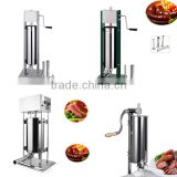3L 5L 7L 10L 12L 15L stainless steel Vertical manual sausage stuffer
