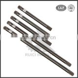 China oem high quality machining forging marine propeller shaft