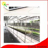 Hydroponic seeds germinate machine/green fodder making barley breeding room/hydroponic bud seedling machine