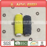 High quality color elastic thread rubber thread elastic yarn for socks