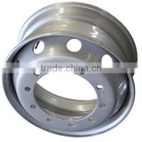 China Auto Parts Steel Truck Rims 22.5