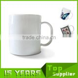 China Cheap wholesale 110z Hot Top Grade Washing Machine Resistance Blank Plain White Sublimation Ceramic Coffee mugs