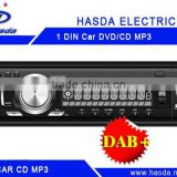 1 Din Car DAB Radio MP3 Player,CD DAB radio receiver,