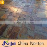 Flooring decoration rust stone slate tile culture stone NTCS-C019Y