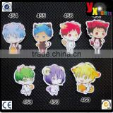 new hot Japan Anime Kuroko no Basket cute Acrylic badge accessories