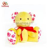 Colorful Wholesale Plush Stuffed Mini Teddy Bear toy for baby girls gifts