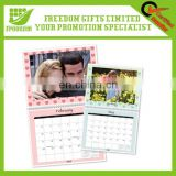 Custom Logo Promotional High Quality Handmade Calendar